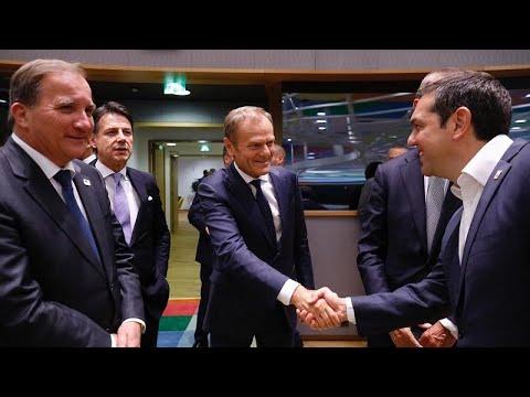 Ευρωπαϊκό Συμβούλιο: «Στοχευμένα μέτρα» κατά της Τουρκίας αν δεν σταματήσει τις παράνομες ενέργει…