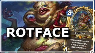 Hearthstone - Best of Rotface