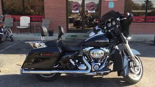 9. 2012 Harley Davidson FLHX Street Glide