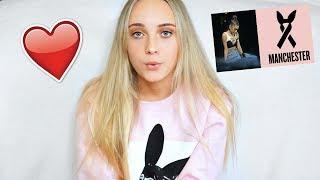 Ariana Grande Manchester Dangerous Woman Tour Tragedy Video