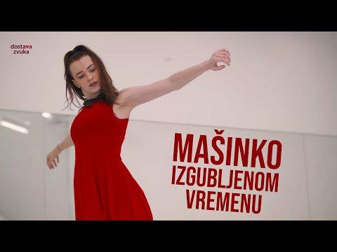 Mašinko peva o 'Izgubljenom vremenu'