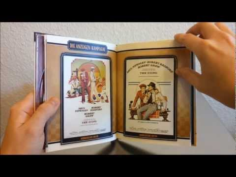 Der Clou (The Sting) Limited Edition | Mediabook | Blu-ray | Unboxing