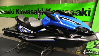 6. 2017 Kawasaki Ultra LX Jet Ski - Walkaround - 2017 Montreal Boat Show
