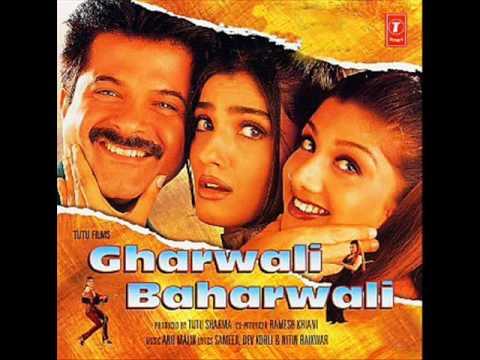 Ghunghat Mein Chehara Chhupaati-Gharwali Baharwali (1998)Full Song