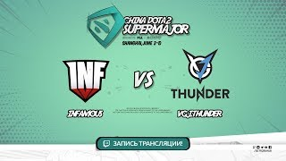 Infamous vs VGJ.Thunder, Super Major, game 2 [Jam, Eiritel]