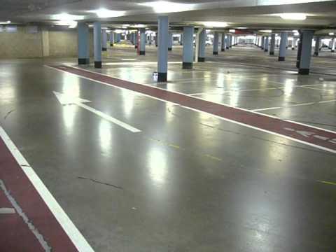 Rc driften in de garage van de Oosterhof/Alexandrium