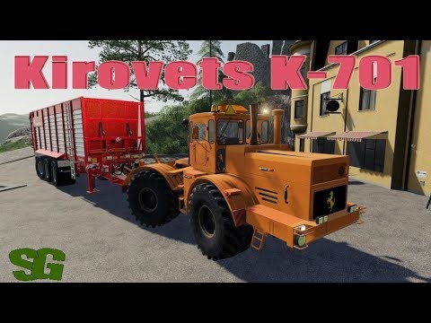 Kirovec K-701 v1.0