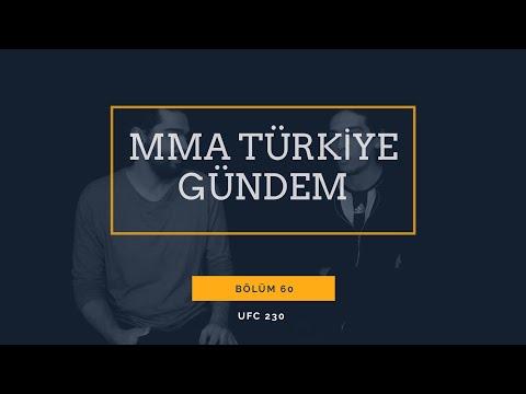 UFC Gündem #60: Floyd Mayweather'dan Şok Açıklama vs UFC 230 Analizi