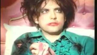 The Cure-The 13th (official videoclip)+Lyrics to sing along with Robert!