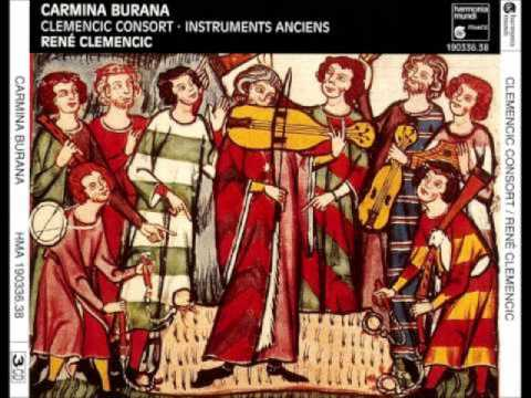 Carmina Burana CD1 - Gulatorum/Potatorum/Lusorum/Moralia/Divina