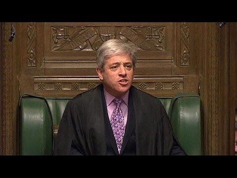 Βρετανία: Πρώτο μπλόκο σε ομιλία Τραμπ στο κοινοβούλιο