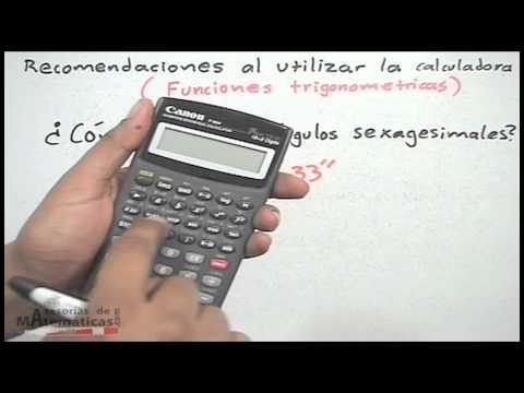 Empfehlung, Trigonometrierechner zu verwenden - HD