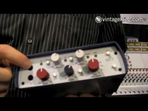 Rupert Neve 5017 | Vintage King Audio