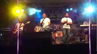 Banda Compromisso - Ao Vivo Sobre Aságuas Show Do Davi Sacer