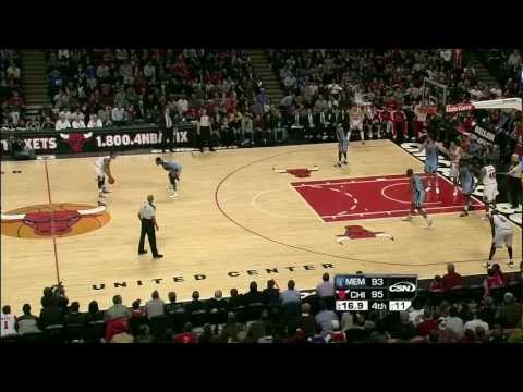 Derrick Rose - The MVP - The Best Plays of 2010-2011 (видео)