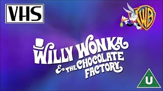 Video Opening to Willy Wonka & the Chocolate Factory UK VHS (1996) MP3, 3GP, MP4, WEBM, AVI, FLV Februari 2019