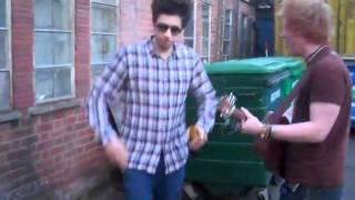 Example & Ed Sheeran - The Nando's Skank