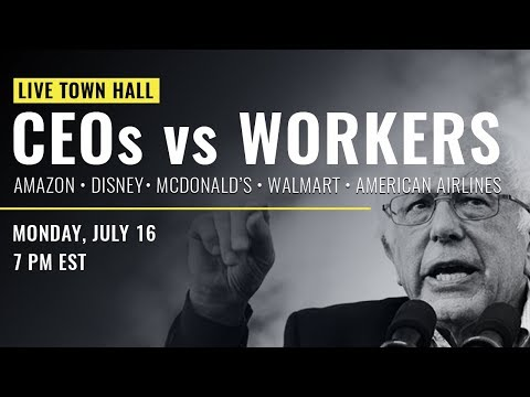 CEOs vs Workers Town Hall