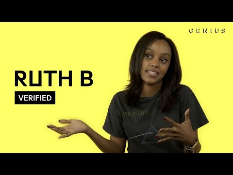 "Ruth B ""Superficial Love"" Official Lyrics & Meaning 