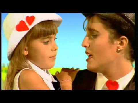 Corazón con Agujeritos - Chiquititas - Romina Yan [HD]