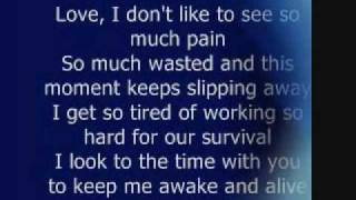 Peter Gabriel - In Your Eyes (with Lyrics)