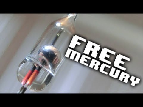 Where I Get Mercury (Hg) for Free