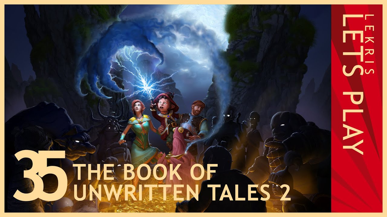 The Book of Unwritten Tales 2 - Kapitel 3 #35 - Heldenretter Timmy Mauskowitz