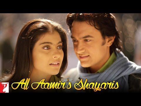 Video Back2Back: Fanaa Shayaris | Fanaa | Aamir Khan | Kajol download in MP3, 3GP, MP4, WEBM, AVI, FLV January 2017