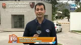 Guerreiro deve voltar; para o jogo Flamengo x Botafogo