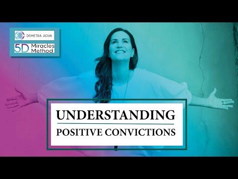 Do we also have Positive Convictions & Beliefs? | Demetra Jiova - #AskDemetra Series(11B)