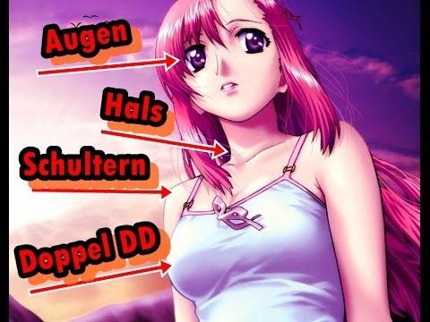"""Manga zeichnen lernen """"Körper,, [HD] Knallharte facten!!"""