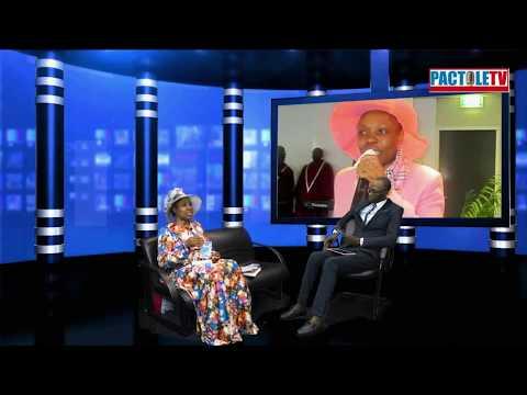 Hadassa Night Paris 2017 présenté chez Voici Mon Oeuvre par Mireille Ngalula Tshilumba Banza