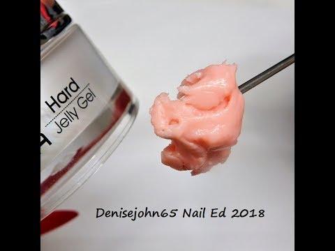 Gel nails - DIY - Make Jelly Gel into POLYGEL  ! ---- * POLYGEL SUBSTITUTE * ----- ( Dual Form )
