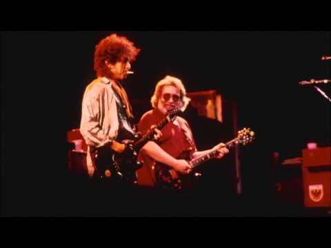 All Along the Watchtower (4/7/87) Dylan & Dead