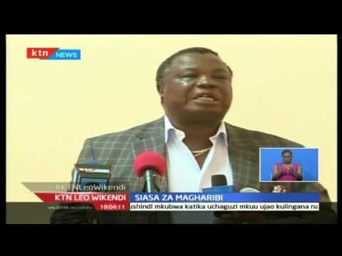 KTN Leo Wikendi: Francis Atwoli ajaribu kuwaunganisha viongozi kabla ya uchaguzi mkuu ujao