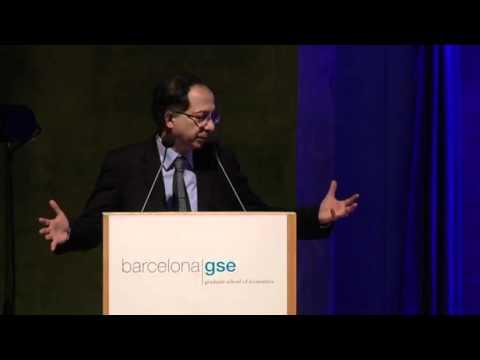 Kaushik Basu präsentiert Barcelona GSE Antrittsvorlesung 2011-12