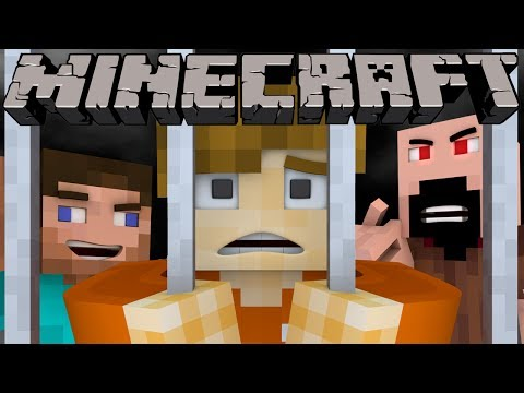 If Justin Bieber went to Jail - Minecraft