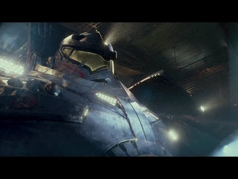 0 Pacific Rim by Guillermo del Toro   Official Trailer | Video