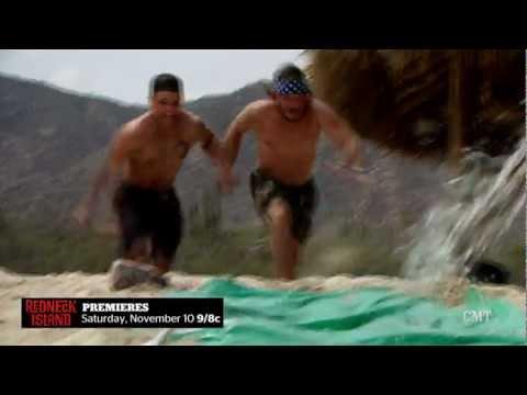"CMT's Redneck Island - Season 2 ""Headstrong"" Preview"