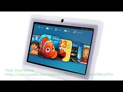 LillyPad Jr.® Kids Tablet Review - Android 4.4 KitKat