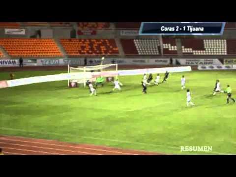 Coras FC vs Xolos Copa MX