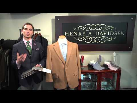 What Color Men's Suit Goes With a Camel Topcoat? : Men's Fashions, Ties & Handkerchiefs