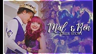 Video Ben + Mal | Their Story [+ Descendants 2] MP3, 3GP, MP4, WEBM, AVI, FLV Februari 2019