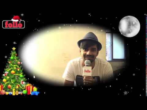 Vishal Singh Wishes Cristmas & New Year On follo