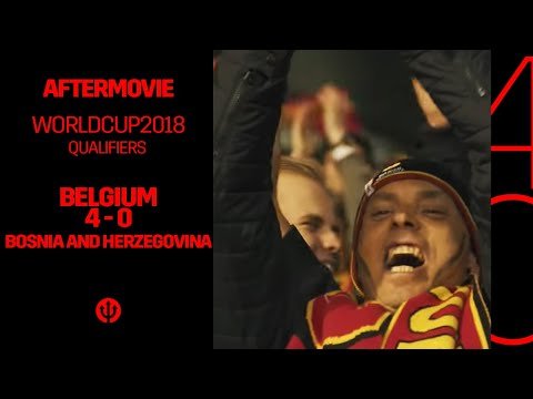#TousEnsemble : Belgique - Bosnie-Herzégovine, the aftermovie