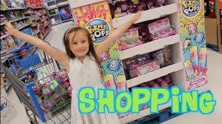Video TOY HAUL AT WALMART NEW TOYS SLIMES PIKMI POPS LOL DOLLS BARBIE DISNEY HATCHIMALS MP3, 3GP, MP4, WEBM, AVI, FLV Juni 2018