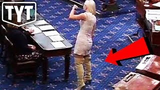 Republican Gets TRIGGERED Over Senator's Boots