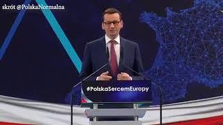 Morawiecki: Chcemy wpływać na los Europy
