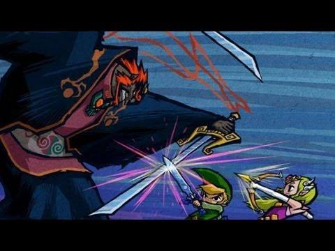 The Legend of Zelda: The Wind Waker HD - Recensione (HD)