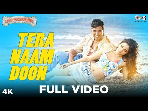 Tera Naam Doon Full Video - Entertainment  Akshay Kumar, Tamannaah, Atif Aslam